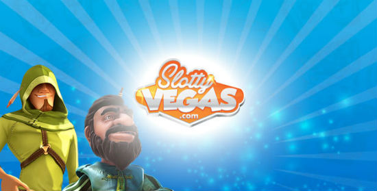 Slotty Vegas Casino - cool bonus will boost your winnings!